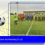 GPASDecor and Advertising Co., Ltd was Sponsersr for the football club of ANGKOR EMPIRE FC